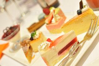 ケーキたちの写真・画像素材[1120580]