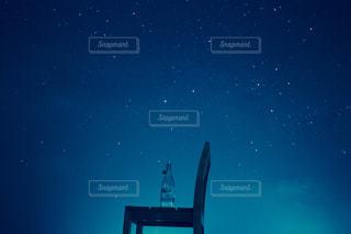 夜空の写真・画像素材[626977]