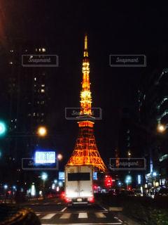 東京タワーの写真・画像素材[627480]