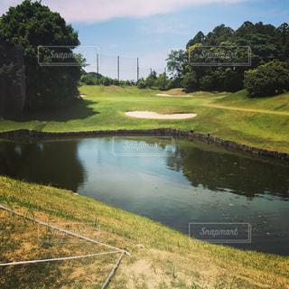 ゴルフの写真・画像素材[628299]