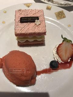 ケーキの写真・画像素材[633093]
