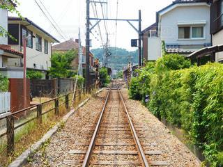 線路の写真・画像素材[628750]