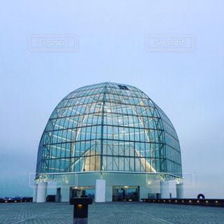 葛西臨海水族園のドームの写真・画像素材[1015924]