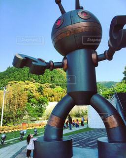高知県香美市アンパンマンミュージアム「ジャイアントだだんだん」の写真・画像素材[1214121]
