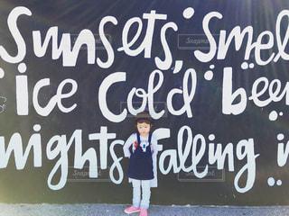シドニー「ボンダイビーチ」ウォールアートツアー。スモールシングスの写真・画像素材[1214133]
