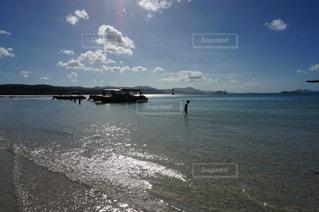 ホワイトヘブンビーチ、砂浜の写真・画像素材[1220571]