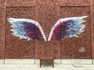コレットミラー氏「エンジェルウィングプロジェクト」@横浜赤レンガ倉庫の写真・画像素材[1222642]