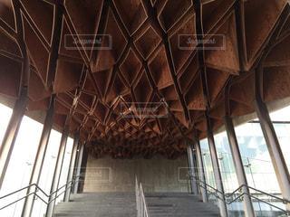宝積寺駅階段の写真・画像素材[1222958]