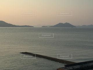 屋島の夕暮れの写真・画像素材[1223017]