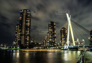 夜の街の景色 - No.762319