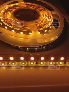 光のクローズアップの写真・画像素材[2345183]