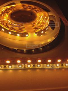 LEDライトの写真・画像素材[2345184]