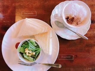朝食の写真・画像素材[629469]