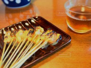 一和さんのあぶり餅の写真・画像素材[749881]