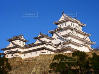 姫路城の写真・画像素材[752309]