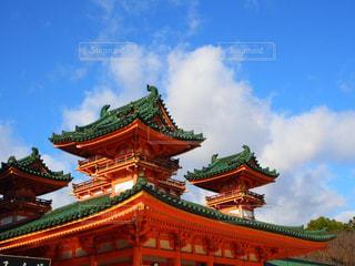 平安神宮の写真・画像素材[764213]