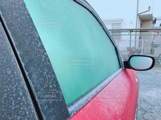 凍った車の窓 - No.917333