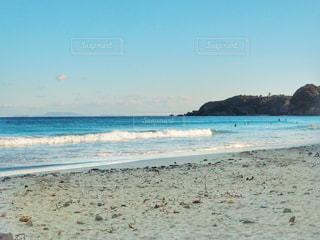 砂浜のビーチの写真・画像素材[942640]