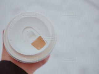一杯のコーヒーの写真・画像素材[978743]