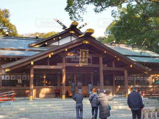 猿田彦神社の写真・画像素材[985095]