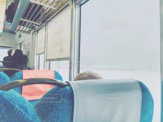 電車の車内の写真・画像素材[998083]