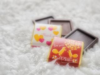 チョコレートの写真・画像素材[1001705]