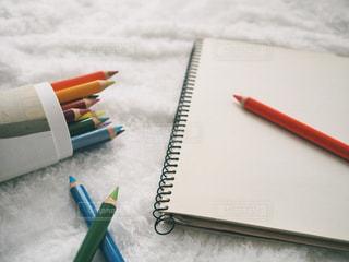 色鉛筆の写真・画像素材[1012635]