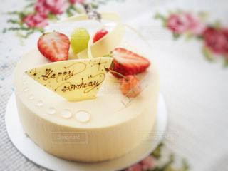 誕生日ケーキの写真・画像素材[1141037]