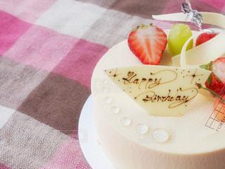 誕生日ケーキの写真・画像素材[1141107]