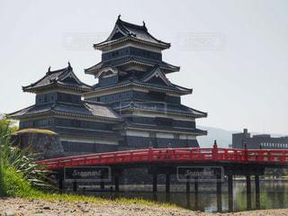 国宝松本城の写真・画像素材[1152338]
