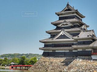国宝松本城の写真・画像素材[1152340]