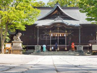 四柱神社の写真・画像素材[1152407]