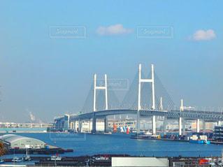 港の見える丘公園から見た景色の写真・画像素材[1346073]