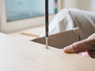家具の組み立ての写真・画像素材[1480946]