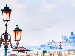 いつか見たベネチアの景色の写真・画像素材[1603919]