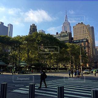 ニューヨークの写真・画像素材[629227]