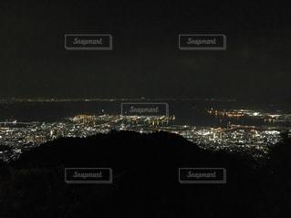 六甲山の夜景 - No.730332