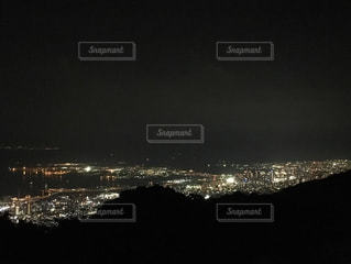 六甲山の夜景 - No.730333