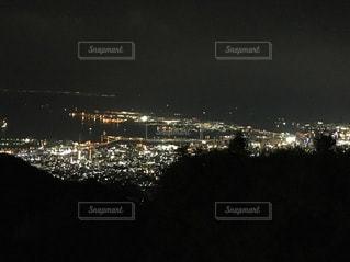 六甲山の夜景 - No.730336