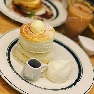 パンケーキの写真・画像素材[641720]