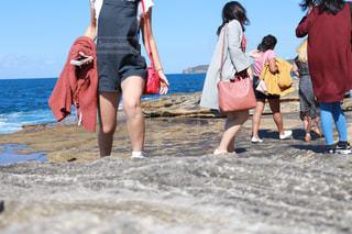 ビーチの人々 のグループの写真・画像素材[1234069]