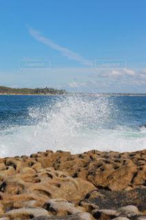 水の大きな体の写真・画像素材[1234072]