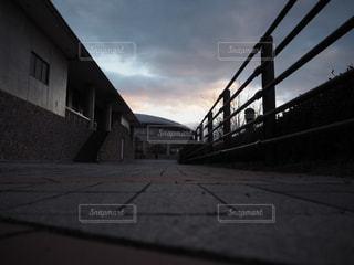 公園 日の出の写真・画像素材[965112]