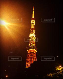 東京タワーの写真・画像素材[630206]