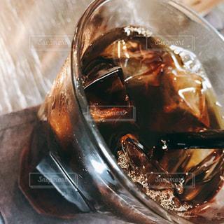 アイスコーヒーの写真・画像素材[737850]