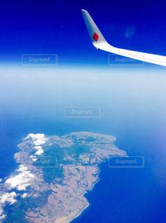 飛行機からの写真・画像素材[632646]