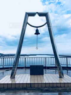 幸せの鐘の写真・画像素材[855571]