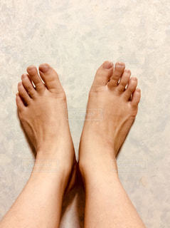 裸足の写真・画像素材[923404]