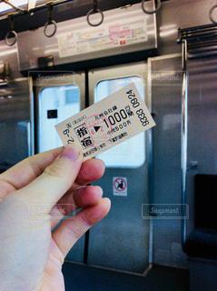 切符の写真・画像素材[1001270]