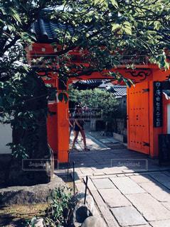 八坂庚申堂の写真・画像素材[1317856]